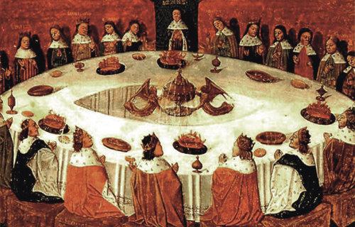 Lo straccifojo i cavalieri della tavola rotonda a viterbo - Cavalieri della tavola rotonda ...